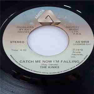 The Kinks - Catch Me Now I'm Falling download mp3 album
