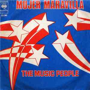 The Music People - Mujer Maravilla / Steve Y Yo download mp3 album