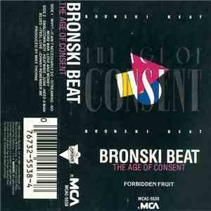 Bronski Beat - The Age Of Consent download mp3 album