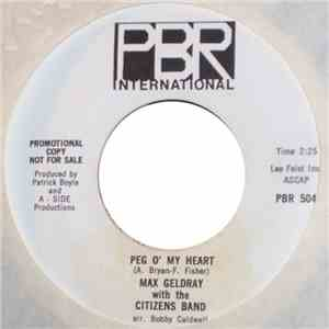 Max Geldray With The Citizens Band - Peg O' My Heart download mp3 album