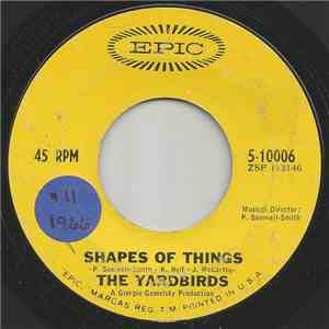 The Yardbirds - Shapes Of Things / New York City Blues download mp3 album