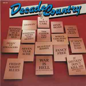 Various - Decade Of Country download mp3 album