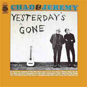 Chad & Jeremy - Yesterday's Gone download mp3 album