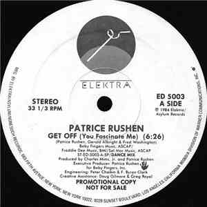 Patrice Rushen - Get Off (You Fascinate Me) download mp3 album