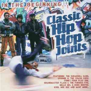 Various - In The Beginning... Classic Hip Hop Joints download mp3 album