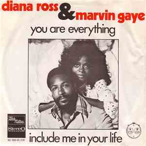 Diana Ross & Marvin Gaye - You Are Everything / Include Me In Your Life download mp3 album