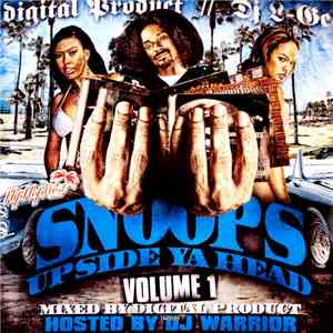 Digital Product // DJ L-Gee Present Snoop Dogg - Snoops Upside Ya Head Volume 1 download mp3 album