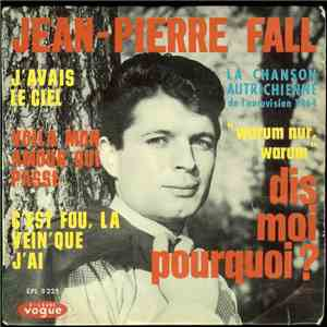 Jean-Pierre Fall - Dis Moi Pourquoi ? download mp3 album