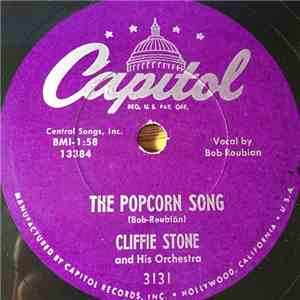 Cliffie Stone And His Orchestra - The Popcorn Song / Barracuda download mp3 album
