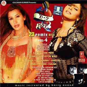 Harry Anand - DJ Hot Vol-4: 23 Remix Hits download mp3 album