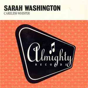 Sarah Washington - Careless Whisper download mp3 album