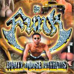 DJ Funk - Booty House Anthems download mp3 album