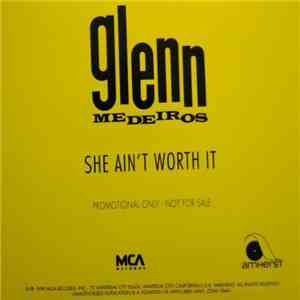Glenn Medeiros Featuring Bobby Brown - She Ain't Worth It download mp3 album