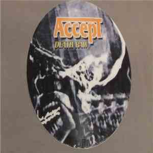 Accept - Death Raw download mp3 album