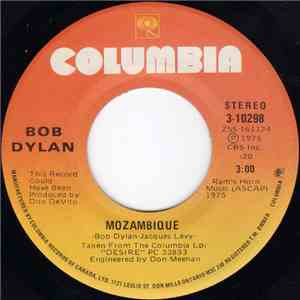 Bob Dylan - Mozambique download mp3 album