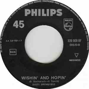 Dusty Springfield - Wishin' And Hopin' download mp3 album