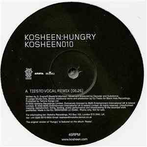 Kosheen - Hungry download mp3 album