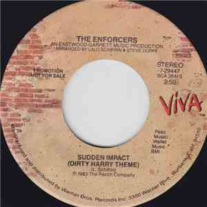 The Enforcers  - Sudden Impact (Dirty Harry Theme) download mp3 album