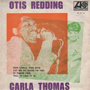 Otis Redding, Carla Thomas - Ooh Carla, Ooh Otis download mp3 album