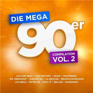 Various - Die Mega 90er Vol. 2 download mp3 album