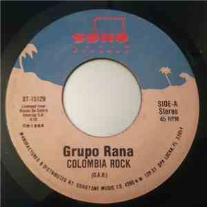 Grupo Rana - Colombia Rock download mp3 album