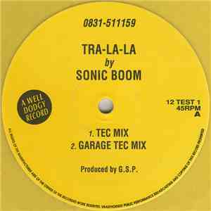Sonic Boom - Tra-La-La download mp3 album